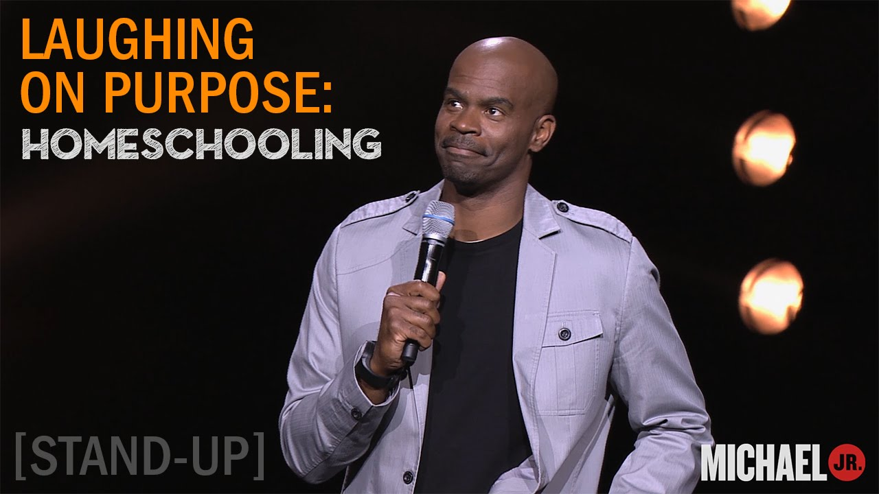 Homeschooling | Stand Up | Michael Jr