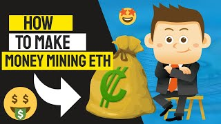 How To Make Money Mining Crypto Currency Like Ethereum On Your Windows 10 Desktop Computer