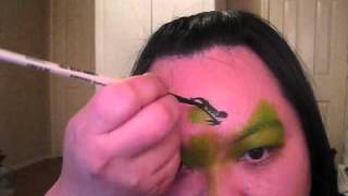 Basic Bases - Eye Shadow Base - Boy Design - Dragon - Face Painting Thumbnail