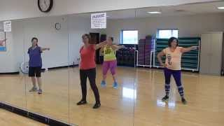 """YMCA"" by Village People  ZUMBA GOLD or SENIOR FITNESS"