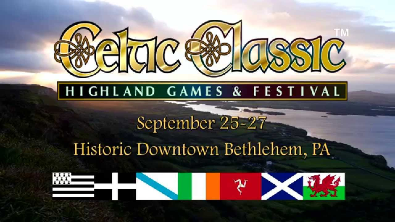 Celtic Classic 2015 Bethlehem, PA - YouTube