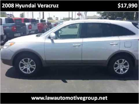 2008 Hyundai Veracruz Used Cars Evansville IN