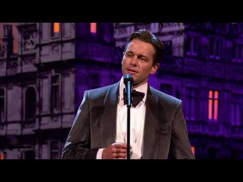 BAFTA Celebrates Downton Abbey Julian Ovenden Charles Blake Performs