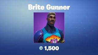 Brite Gunner | Fortnite Outfit/Skin