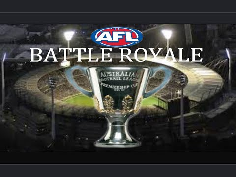 AFL Premiership Battle Royale