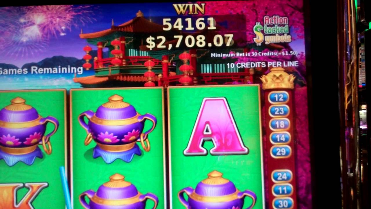 BIG WINS and JACKPOTS on casino slot machines throughout the United States! Las Vegas, NV - Biloxi, MS - Atlantic City, NJ - Hollywood, FL - Columbus, OH.