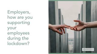 MW || How Employers Can Support Their Employees During Lockdown