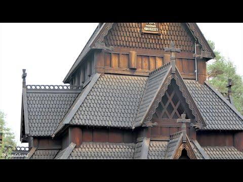 Norway - Gol stavkirke (stave church)