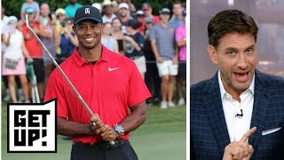Mike Greenberg: Tiger Woods is back and the chase for Jack Nicklaus is on | Get Up | ESPN thumbnail