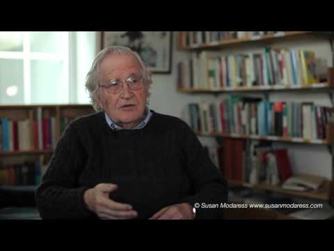 Noam Chomsky on Gaza and Self-Defense