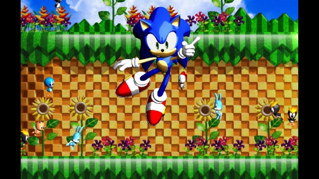 sonic the hedgehog 1 ending a relationship