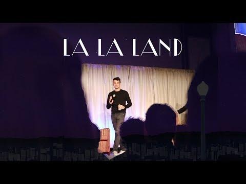 Justin Hurwitz shares the secret behind La La Land! (Ohio State University Vlog)