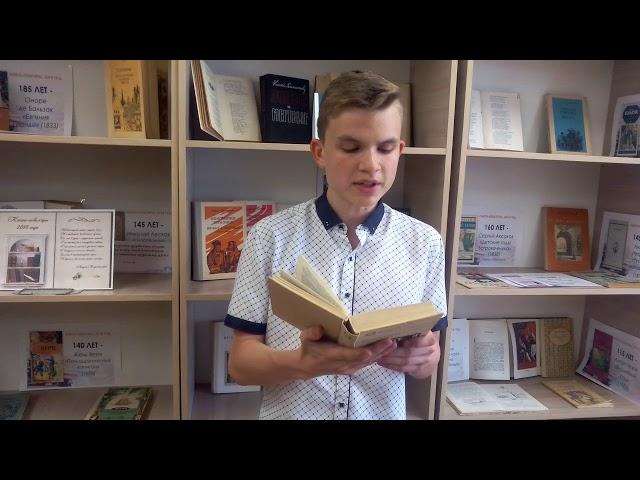 Изображение предпросмотра прочтения – ПавелЛамзин читает отрывок изпроизведения «Матрёнин двор» А.И.Солженицына