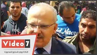 نائب رئيس جامعة القاهرة: إغلاق العقل على المواد العلمية وحدها تؤدى للإرهاب