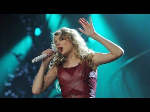 Speak Now Taylor Swift Tour