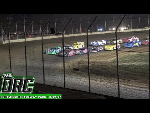 Portsmouth Raceway Park | 8/19/17 | Limited Late Models | Feature