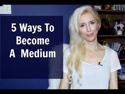 5 Ways To Become A Spirit Medium