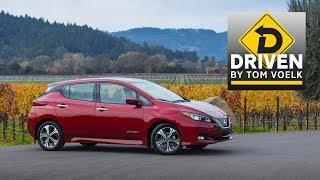 2018 Nissan Leaf SL Car Review