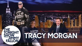 Black Panther Stole the Idea from Tracy Morgan's Black Bobcat