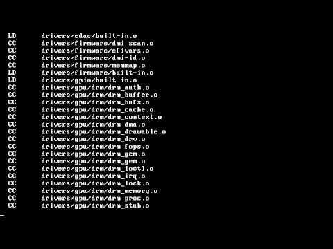 Gentoo Linux Minimal Installation (7X Speed!)