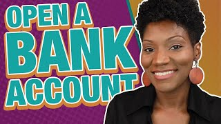 How To Open A Bank Account (COMPLETE GUIDE)