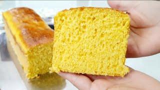 Pão de Cenoura Fofinho de Massa Mole