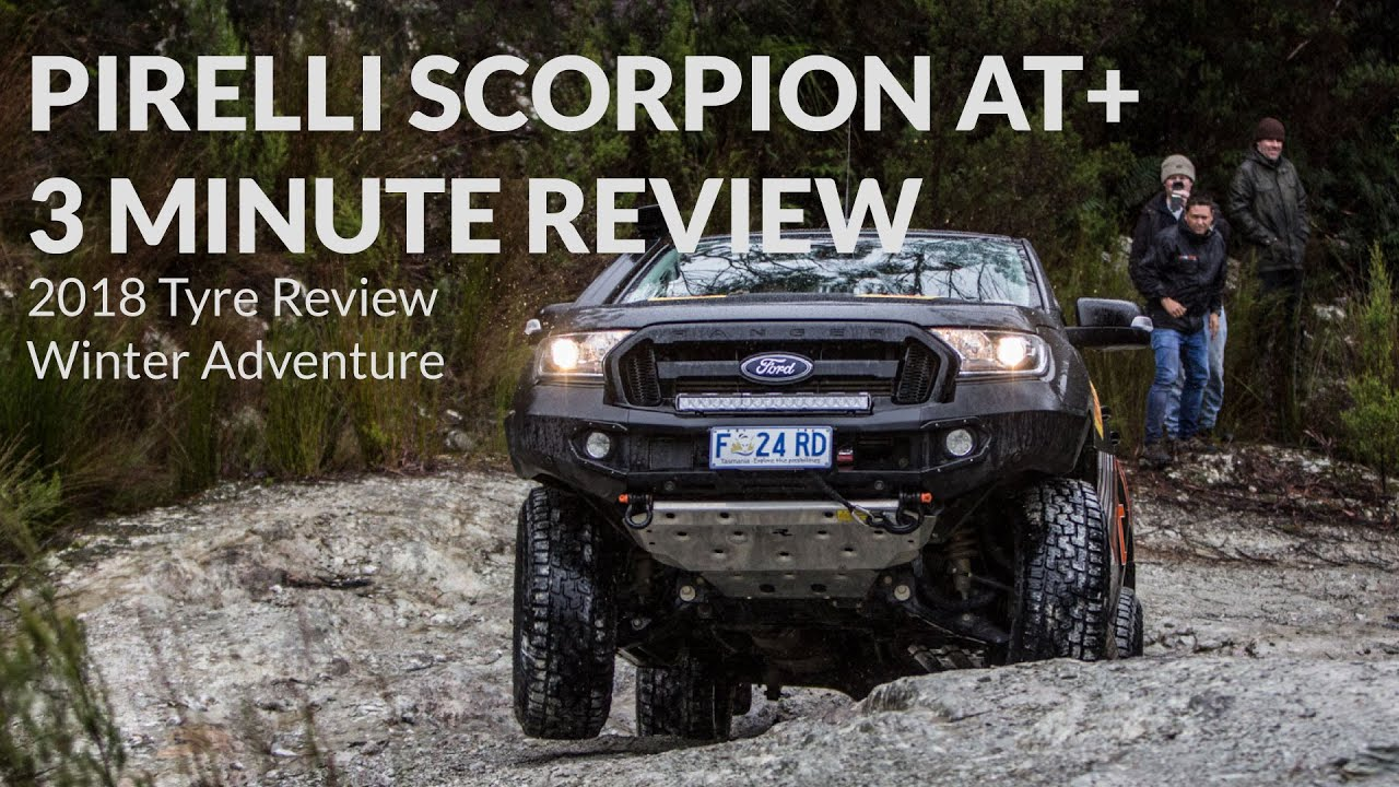 pirelli scorpion at 3 minute review tyre review winter adventure 2018 youtube