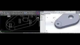 Solidworks Vs AutoCAD