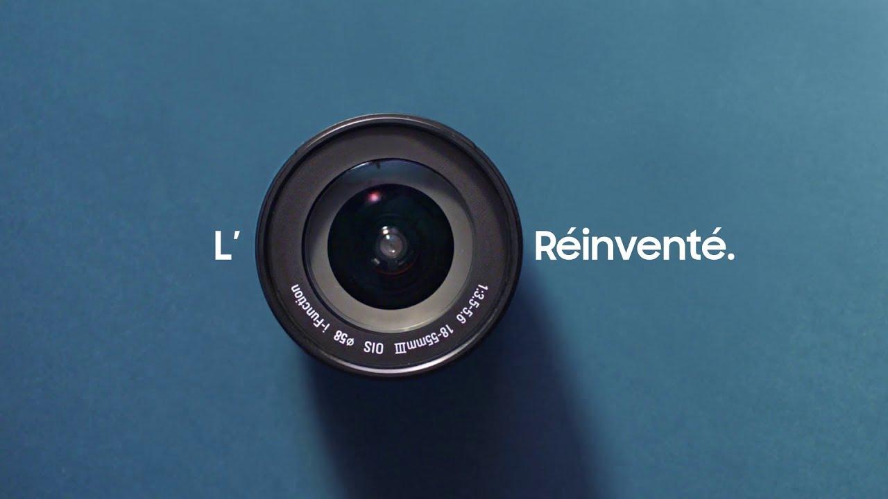 l'appareil photo. réinventé. - youtube
