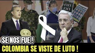 ¡🔴 ULTIMA HORA ! HACE UNAS HORAS !  REVELAN Triste Noticia ,Luto en Colombia , Noticias de Hoy !