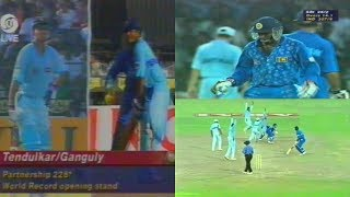 India vs Sri Lanka 1998 Singer-Akai Nidahas Trophy Final Highlights | High Pressure Thrilling Match!
