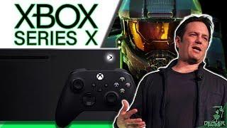 Phil Spencer Talks Xbox Studios! Halo Infinite, PS5 & Xbox Series X Console News, Xbox Partnership