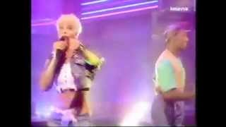 Yazz & The Plastic Population - The Only Way Is Up #1 TOTP