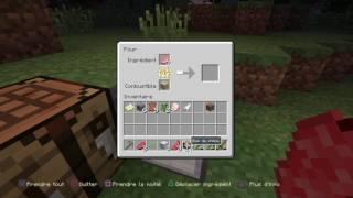 Minecraft ps4 fr! survie ep1