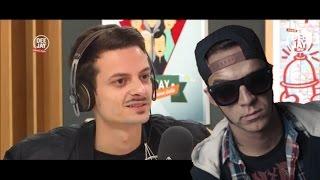 Fabio Rovazzi parla del conflitto con Salmo - Intervista a Radio Deejay