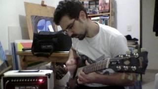MAZA FX BS Distortion - The Ballad of John Henry