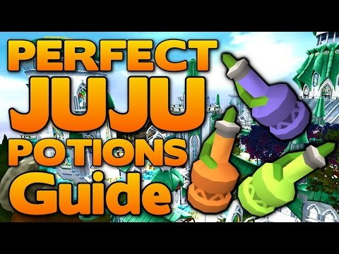 Runescape - Perfect Juju Potions Guide & Overview