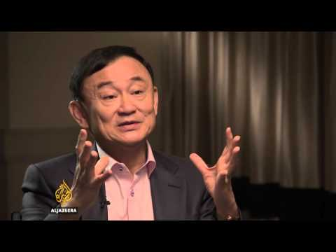 Talk to Al Jazeera - Thaksin: Let Thailand return to democracy