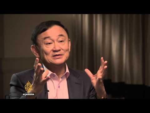 Talk to Al Jazeera - Thaksin: Let Thailand return to democracy