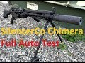 SilencerCo Chimera Full Auto Test: HK21E Belt-fed, HK53, HK G3K