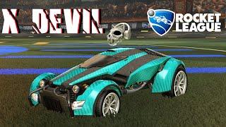 X-Devil | Badlands (Night) |Car Preview - Rocket League