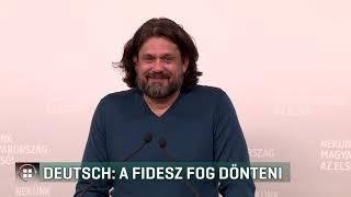 Február elején tárgyal az Európai Néppárt a Fidesz tagságáról 20-01-03