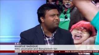 Bangladesh knocks England out of Cricket World Cup 2015