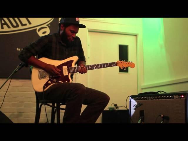 Ray Barbee - Taking Liberties (Live at 303 Columbia VANS Taka Hayashi Exhibit)