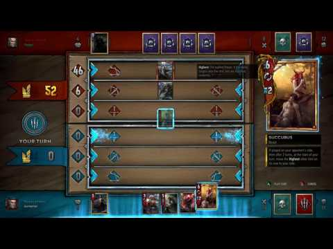 Succubus Bug Gwent Open Beta Post Patch