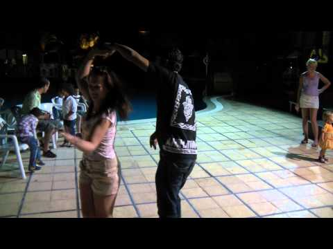 Kathryn & Nino Dancing