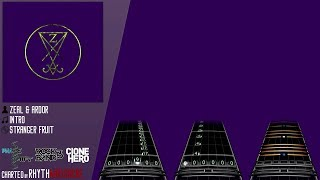 [CH\PS\RB3] Zeal and Ardor - Intro (Guitar/Bass/Drum Chart)