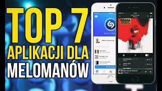 TOP 7 Aplikacji Na Androida Dla Fanów Muzyki🎧!