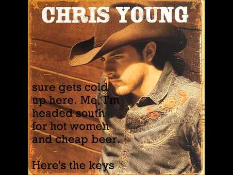 Chris Young - I'm Headed Your Way, Jose