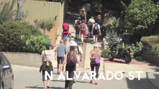 City Walk: Los Angeles, The Big Parade